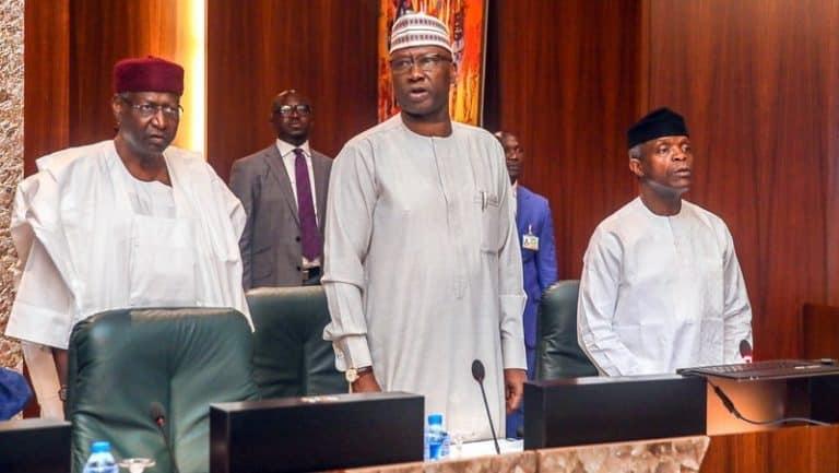 Breaking News: SGF Speaks On President Buhari Sacking Service Chiefs