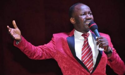 What God Told Me About Coronavirus In Nigeria - Apostle Suleman