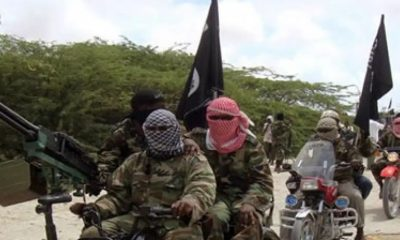 Borno Military Barracks Under Attack By Boko Haram Terrorists