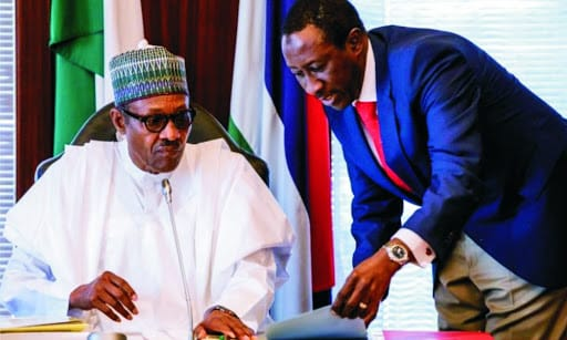 NSA Monguno Gets New Appointment From Buhari After Rift With Abba Kyari