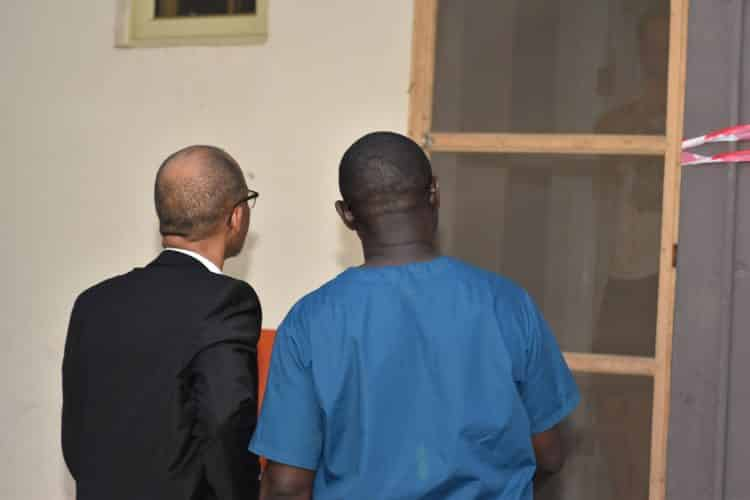 Lagos Coronavirus Patient Attempts To Escape, See Reason