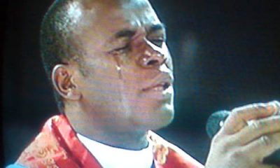 Satanic Agents After Me Over Prophecy - Father Mbaka Cries Out
