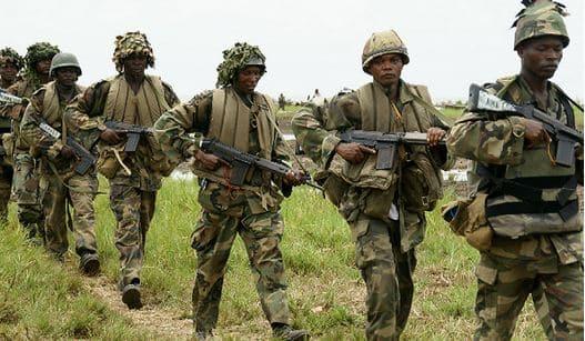 Breaking: Soldier Fighting Boko Haram Kills 4 Nigerian Army Colleagues