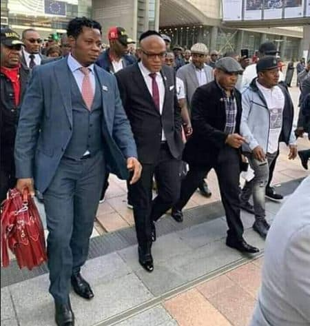 Biafra: Nnamdi Kanu, 'One Million Biafrans' To March For Freedom, See Date
