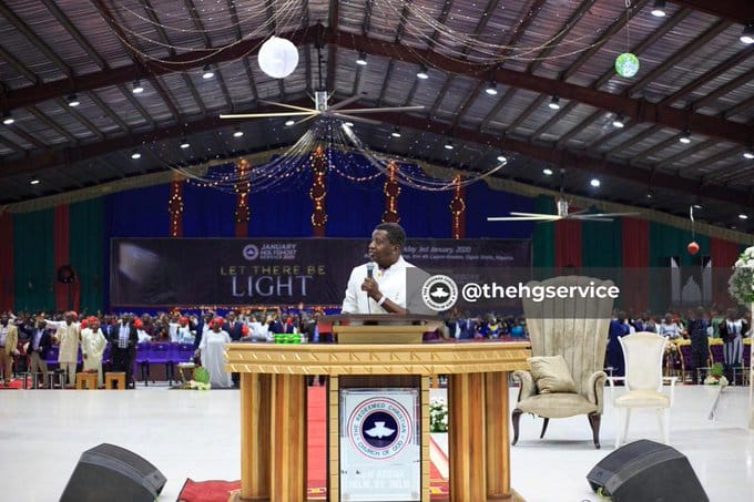 Pastor Adeboye Begs God For 4 Things After Son's Death