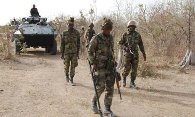 Nigerian Army Reveals Number Of Soldiers Killed By Boko Haram In Garkida Attack
