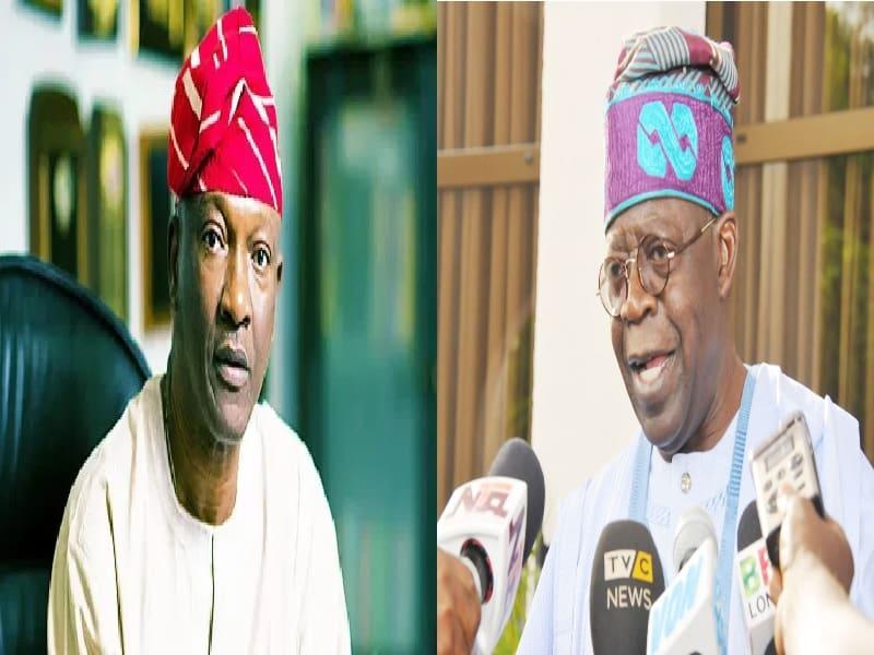 PDP's Jimi Agbaje Speaks On APC's Tinubu Sponsoring His Lagos Governorship Election