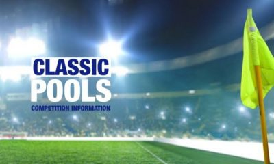 Classified Football Pools Fixtures & Results For Week 35 In The UK
