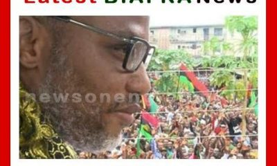 Latest Biafra News, IPOB News For Thursday, 9th April 2020