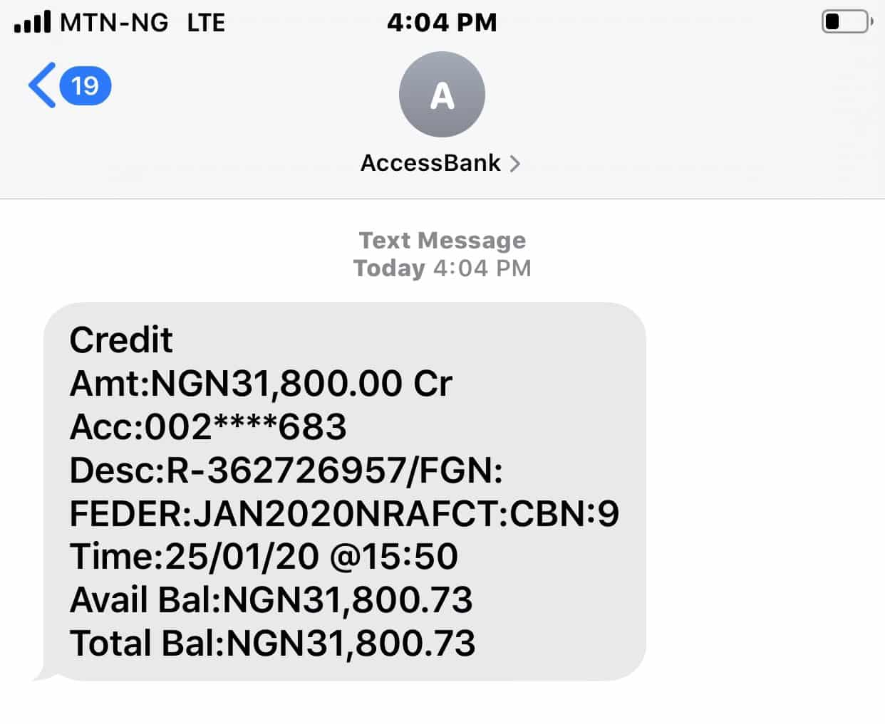 Breaking: New NYSC Allowance 2020 Confirmed, See Pictorial Evidence