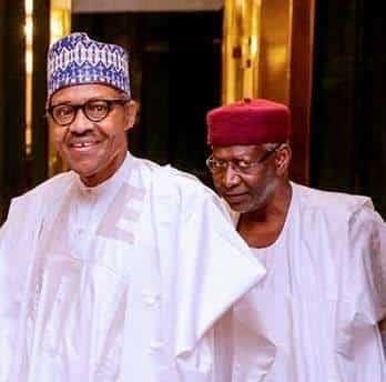 BREAKING: Abba Kyari, President Buhari's Chief Of Staff Contracts Coronavirus