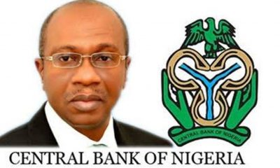 COVID-19: CBN Releases Full List Of Donors, Reveals Amount Donated