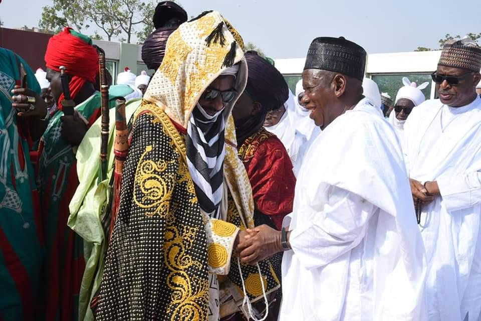 Sanusi Blows Hot, Reveals Why Ganduje Dethroned Him As Emir Of Kano