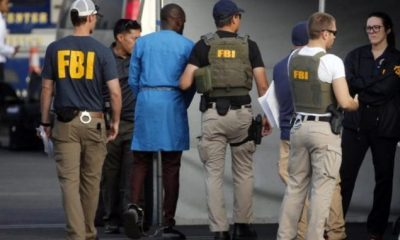 Full List Of 13 Nigerian Yahoo Boys Arrested By FBI Over $30m Fraud
