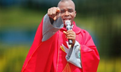 Father Mbaka Releases Powerful Prophecies, New Month Prayers