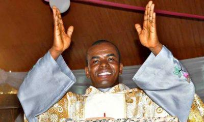 Father Mbaka Releases Fresh Prophecy, Speaks On Coronavirus In Nigeria