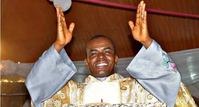 Father Mbaka Releases Fresh Prophecy, Speaks On Coronavirus In Nigeria