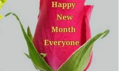 100 Happy New Month Prayers For April, New Month Messages, Wishes