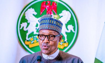BREAKING: No Coronavirus Broadcast From Buhari Today