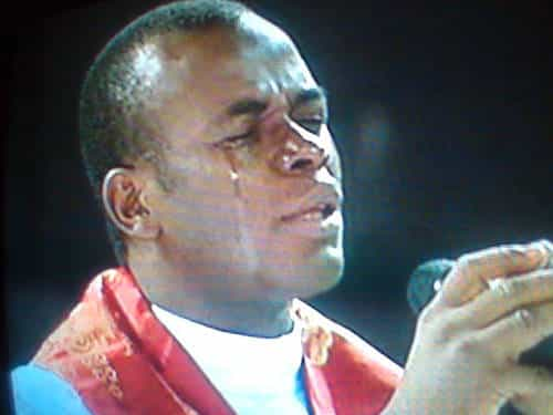 BREAKING: DSS Summons Father Mbaka To Abuja, See Why