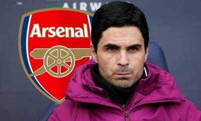 BREAKING: Arsenal Manager, Mikel Arteta Contracts Deadly Coronavirus