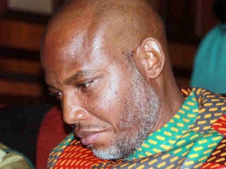 Biafra: IPOB Leader Nnamdi Kanu 'Down With Serious Sickness'