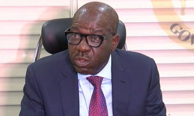 Coronavirus Test Result Of Edo State Governor Obaseki Is Out