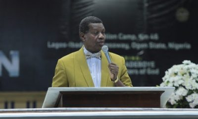 Pastor Adeboye Releases 'Prophecy Of Hope', Warns 'Daddy Freeze', Others