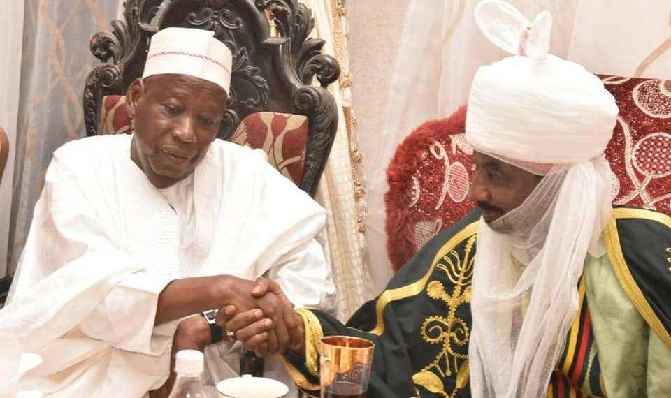 Aisha Attacks Ganduje For Dethroning Sanusi As Emir Of Kano