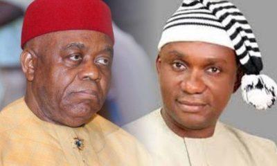 BREAKING: Nigerian Senator, Abia Assembly Speaker Arrested Over N551bn Fraud