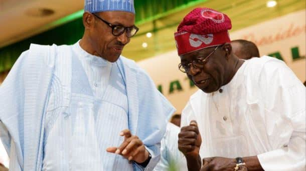 Presidency Reveals Truth About Buhari And Tinubu's Relationship