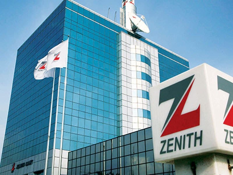 Despite Headwinds, Zenith Bank's Profit After Tax Rises By 5% In Q1 2021