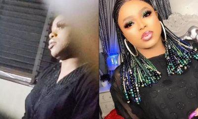 Bobrisky Arrested, Detained By Police For 'Fraud' (Video/Photos)