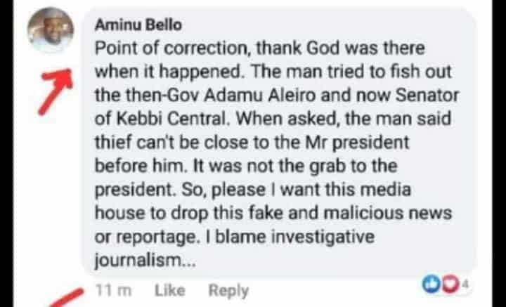Truth About 'Attack On Buhari' In Argungu, Kebbi (Video)