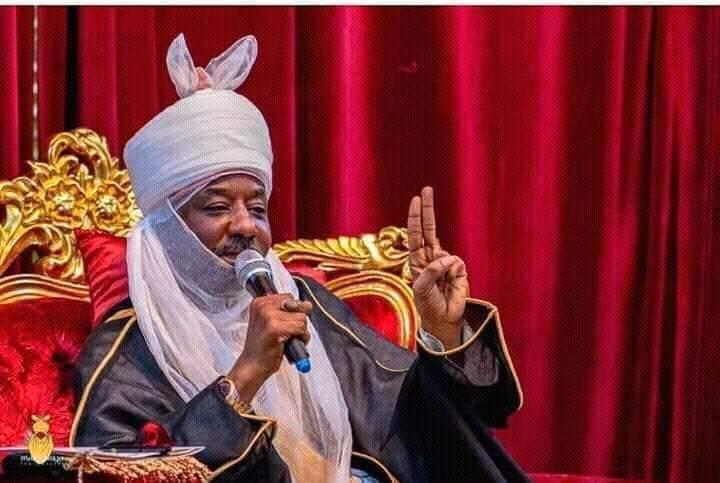 Dethroned Emir Sanusi Speaks On Returning As Emir Of Kano (Video)