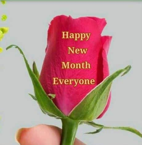 100 Happy New Month Messages, Wishes, Prayers For March