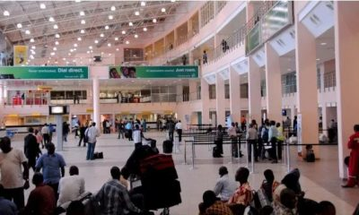 BREAKING: FG Sets Date To Shut Down Lagos, Abuja Airports Over Coronavirus In Nigeria