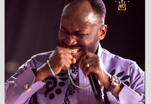 Apostle Suleman Releases Powerful Prophecy For April