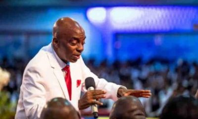 Bishop Oyedepo Speaks On Reopening Of Churches, Mosques, Makes Fresh Prediction