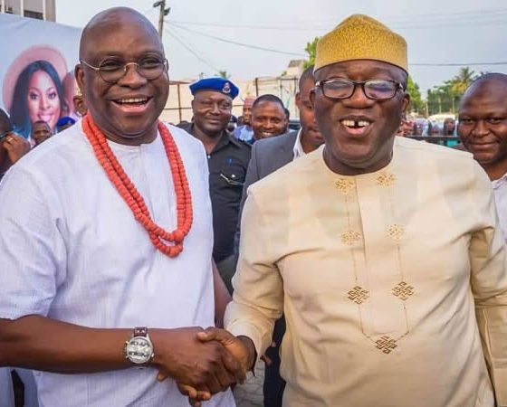 COVID-19: Governor Fayemi Gives Fayose, Falana Fresh Appointments