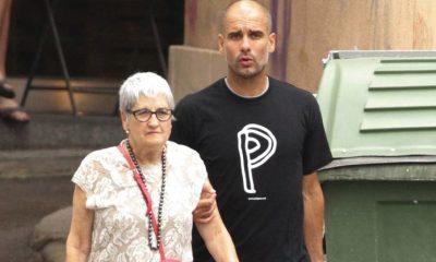 BREAKING: Coronavirus Kills Pep Guardiola's Mother