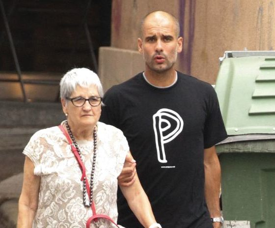 BREAKING: Coronavirus Kills Pep Guardiola's Mother