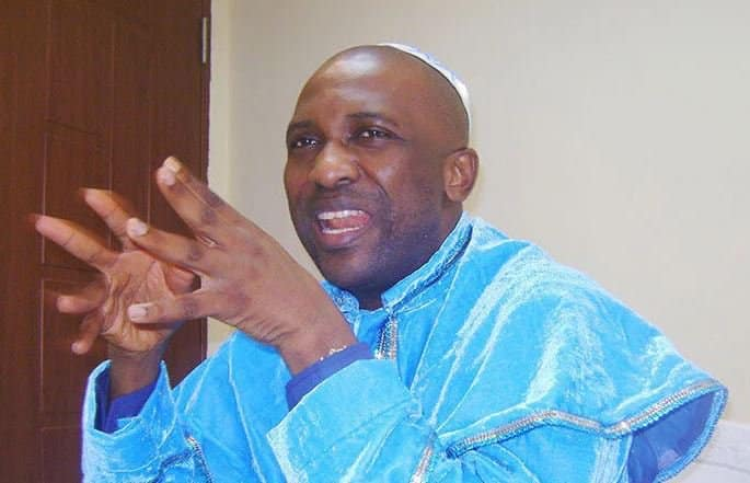 Primate Ayodele Releases Fearful Prophecy On 2023 Election, Others