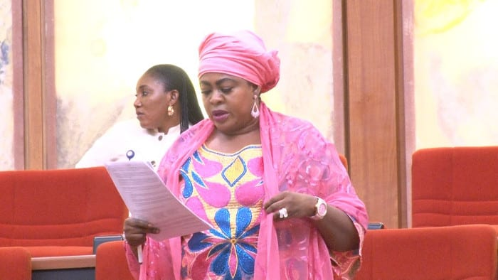 Senator Stella Oduah's 'Planned Recall' From Nigerian Senate: The Truth