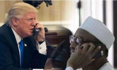 What Trump Promised Nigeria In Phone Conversation With Buhari
