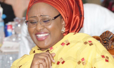 Aisha Buhari Takes 'Major New Role In Aso Rock'