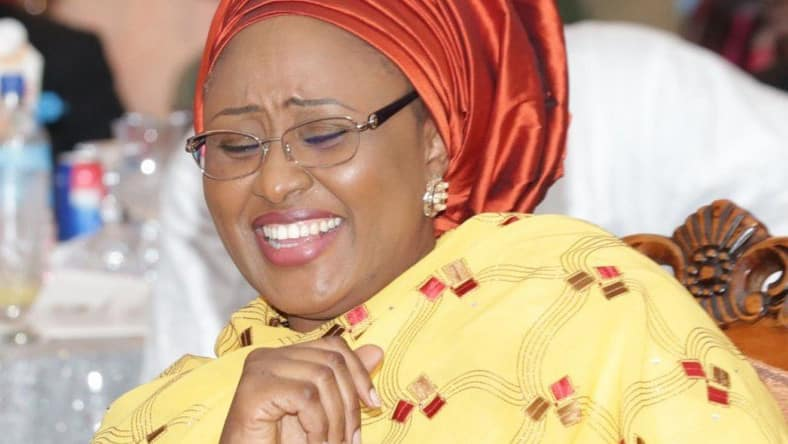 Aisha Buhari Takes 'Major New Role In Aso Rock'