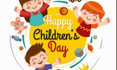 50 Happy Children's Day Messages From Parents, Teachers To Children