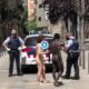 Lockdown Sex: Naked Black Man Reports Naked White Lover To Italy Police (Video)