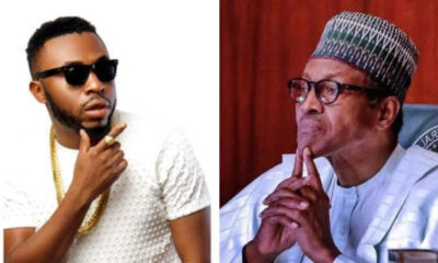 'Buhari Has Killed APC, Turned Osinbajo To Errand Boy'- Popular Producer